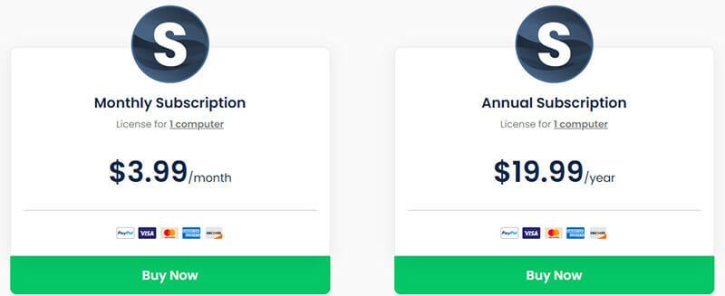 SnapDownloader Pricing Plan