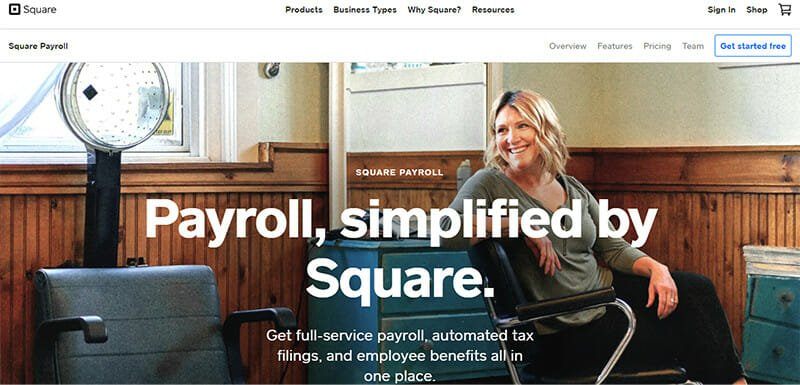 Square Payroll is the Best Payroll Software for Contract Work