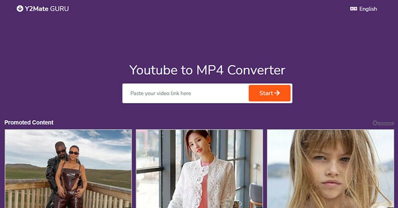 Y2mate is a Simple YouTube to MP4 Converter for Audio and Video URL