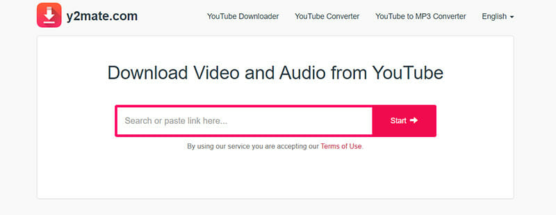 Y2mate is the Best Youtube converter for multiple video and audio formats