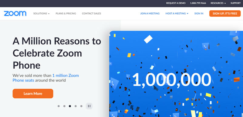 Zoom is the Best Free All Round Video Conferencing Platform