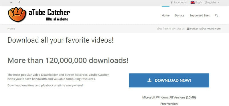 aTube Catcher is the Best Free YouTube to MP4 Converter with Video Downloading and Screen Recording Features