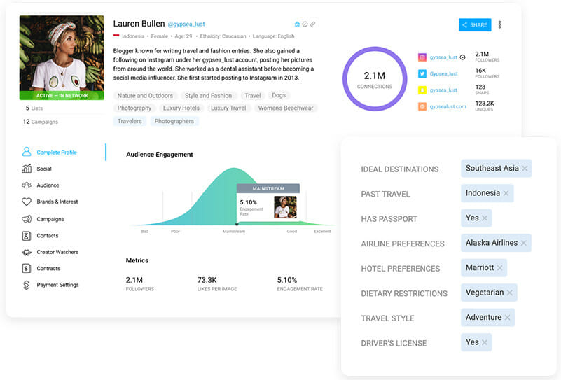 CreatorIQ highlights Core Manage Skillfull Platform