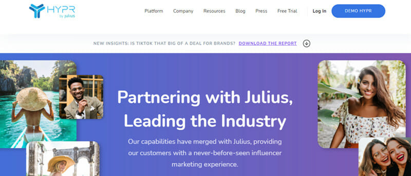 HYPR is the Best Influencer Marketing Platform for an Endless List of Browsing Categories and Enormous Country Accessibility