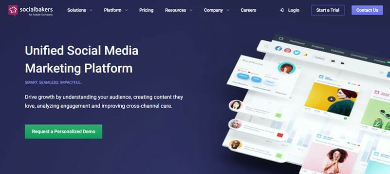 SocialBakers is the Best Influencer Management Platform for Improving Cross Channel Care