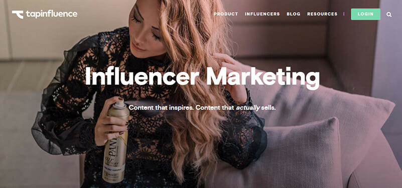 TapInfluence is the High Level IM Enterprise Solution for generating a 360 degree Insight into Influencers' Potentials