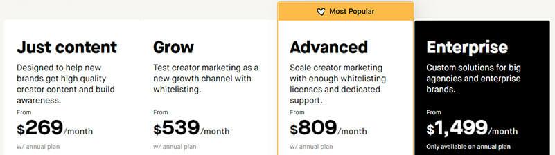 #paid Pricing Plan