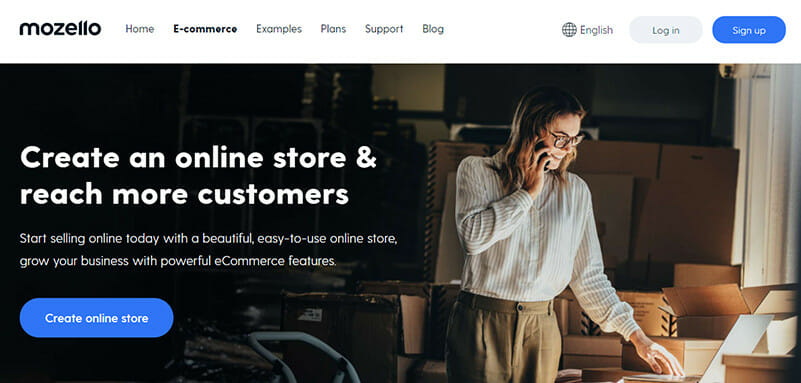 Mozello is an Ideal Creating Small Multilingual Online Stores for Free