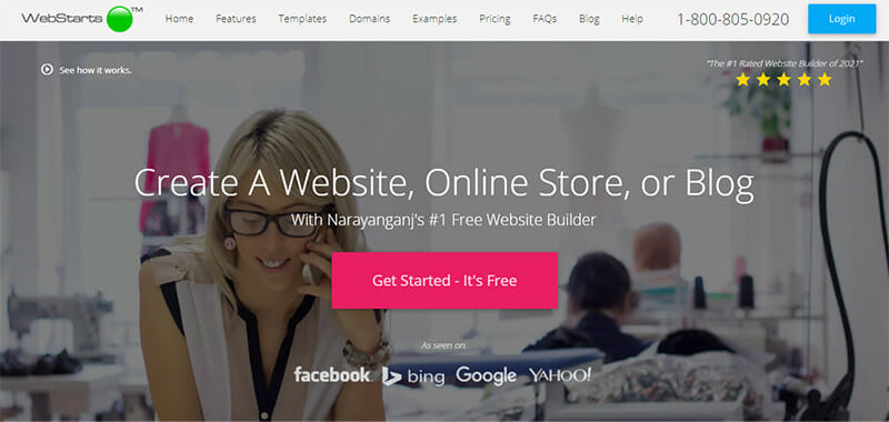 Webstarts is an Ideal for Startups and Solopreneurs that Sell Both Digital and Physical Products