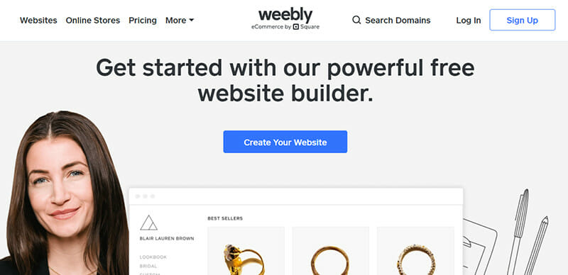 Weebly is the Best Option for Scaling Small to Medium Sized Online Businesses