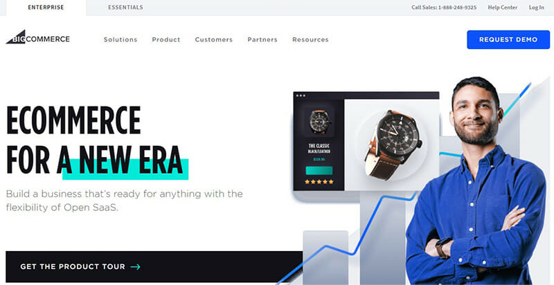 BigCommerce is the Best CMS SOftware with Multi Channel Approach to Selling