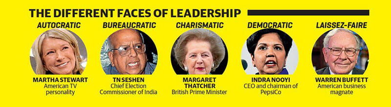 Famous Democratic Leadership Examples