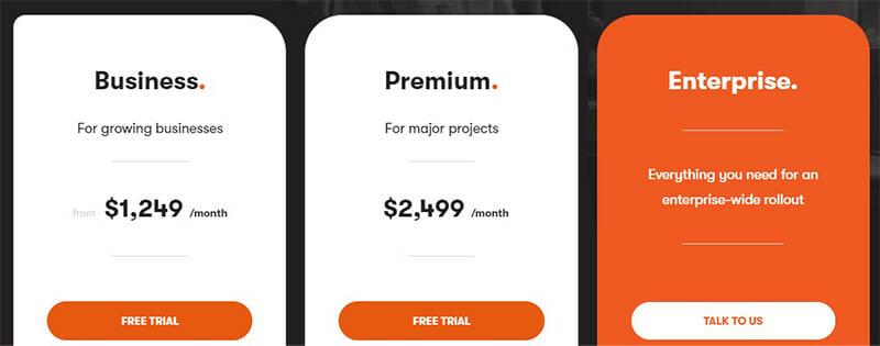 Kontent Pricing Plan