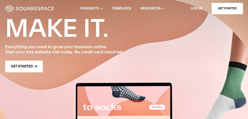 Squarespace is a CMS Software for Non Technical Users Creating Basic Websites