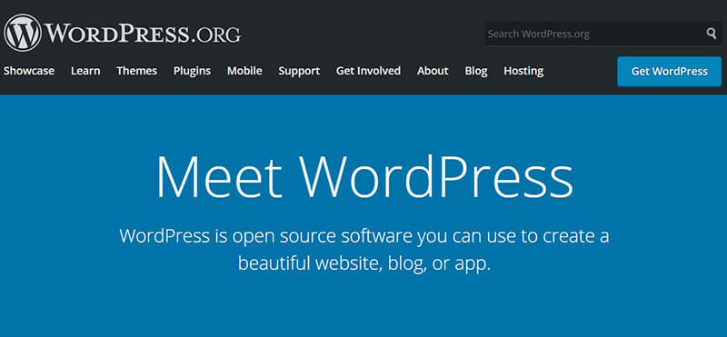 WordPress is the Best Free CMS Software Solution for Websites of All Types