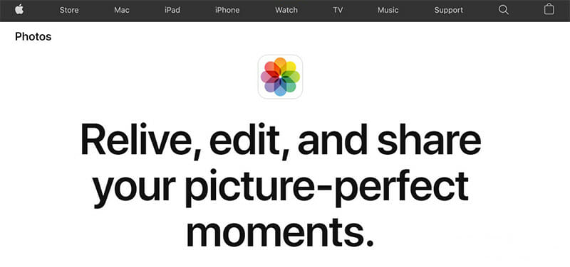 Apple Photos is the Best Free Photoshop Alternative Exclusive to Apple products