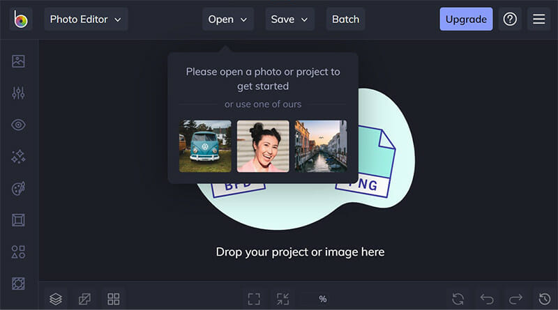 BeFunky is the Best Image Resizer Accompanied by Exclusive Undo, Redo, and History Options