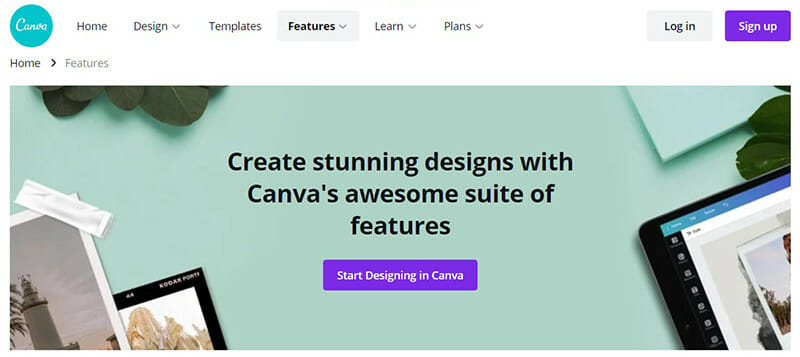 Canva is a Free Graphic Design Platform that Allows You to Create Presentations