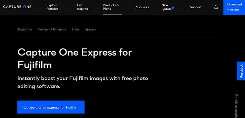 Capture One Express is the Best Free Lightroom Alternative for RAW Image Conversion