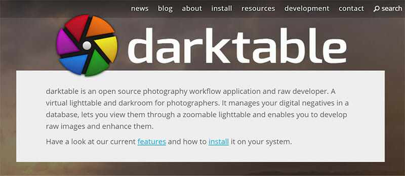 Drak Table is the Best Free Lightroom Alternative for Better Photography Workflow Management