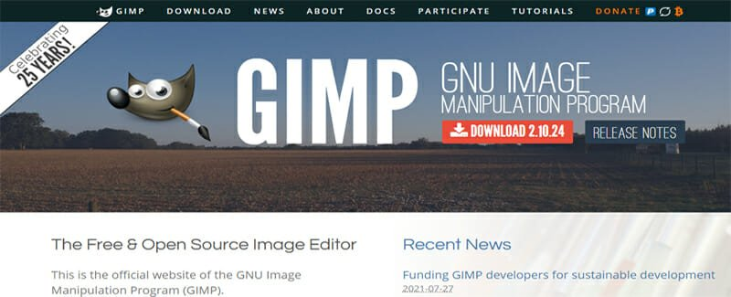 Gimp is the Best Open Source Photoshop Alternative for Advanced Graphic Designers