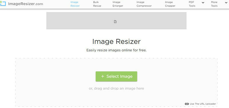 ImageResizer is an Online Image Resizer with the Best Image Output Quality