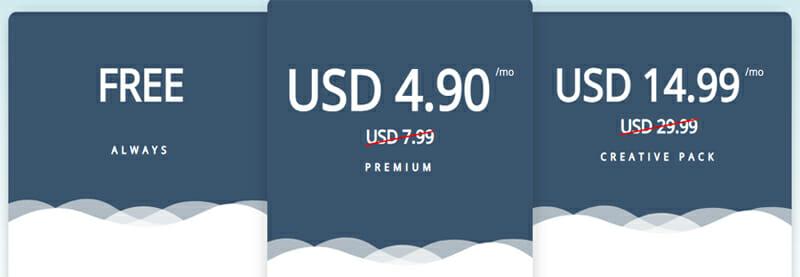 Pixlr Pricing Plan