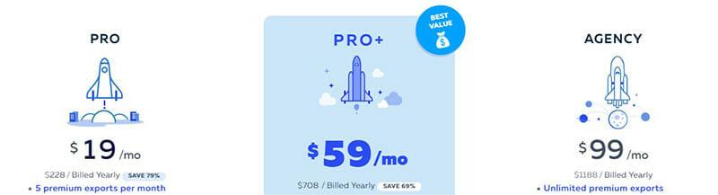 Powtoon Pricing Plan