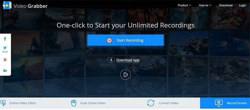 Video Grabber is the Best for converting and screen recording videos