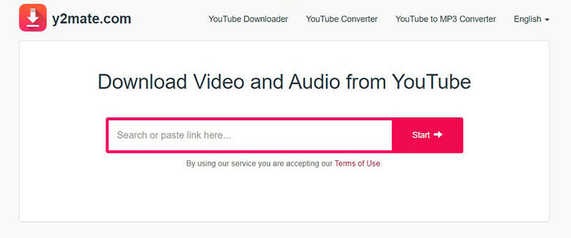 Y2Mate.com is the Best for downloading YouTube videos from your browser for free